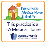 Medical Home logo for PA practice