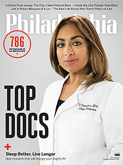 Advocare Top Doctors in Philadelphia magazine